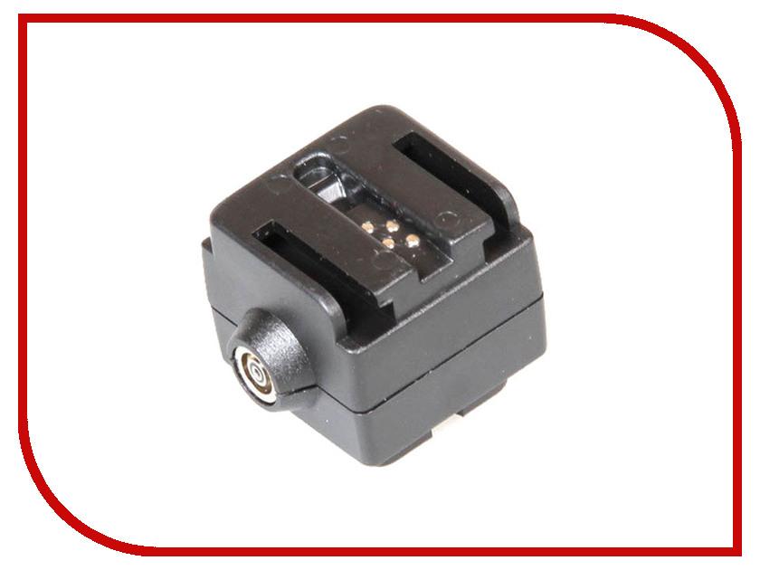 Falcon Eyes SС-6 - перекладина горячий башмак (для Sony/Minolta) dfc sс s039