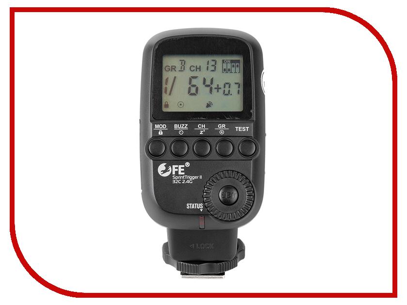 Радиосинхронизатор Falcon Eyes SprintTrigger II 32C 2.4G 1 meter insulation sleeve 600v red 2mm 3mm 4mm 5mm 6mm 8mm 10mm heat shrink heatshrink tubing tube sleeving wrap wire