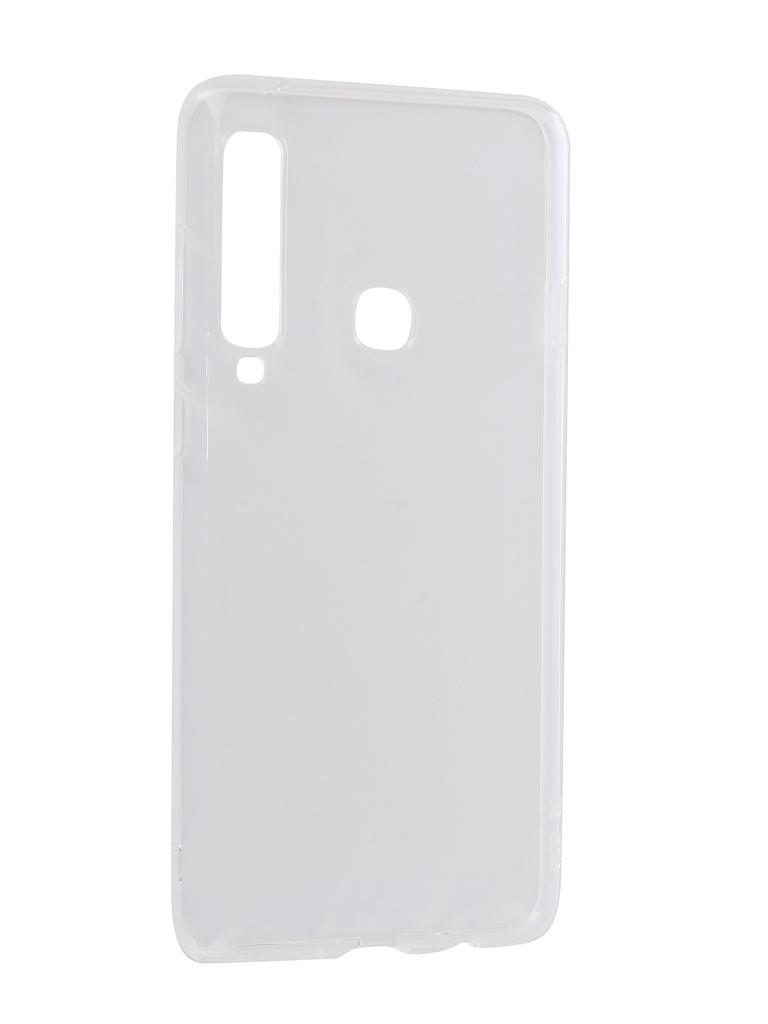 Аксессуар Чехол DF для Samsung Galaxy A9 2018 Silicone Super Slim sCase-70 аксессуар чехол для samsung galaxy j2 2018 j2 pro silicone df scase 57