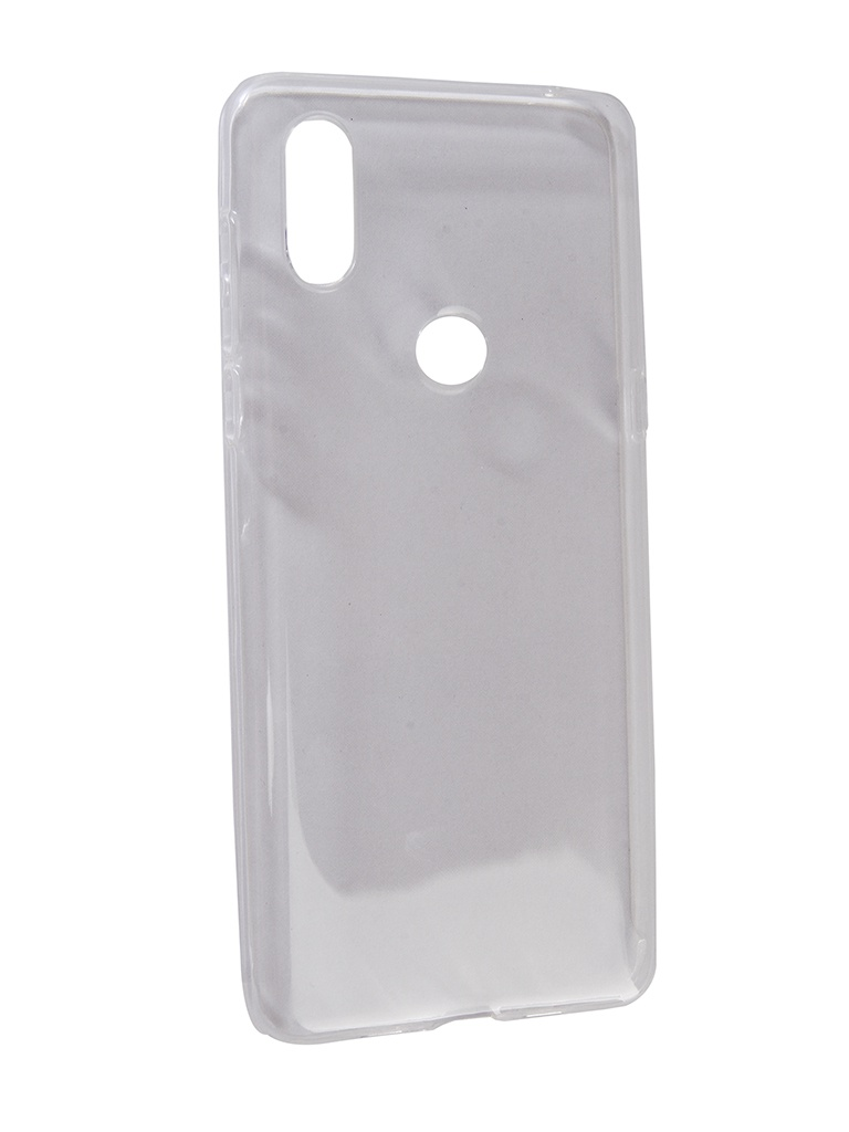 Аксессуар Чехол DF для Xiaomi Mi Mix 3 Silicone Super Slim xiCase-40 аксессуар чехол для xiaomi redmi note 6 df silicone super slim xicase 37