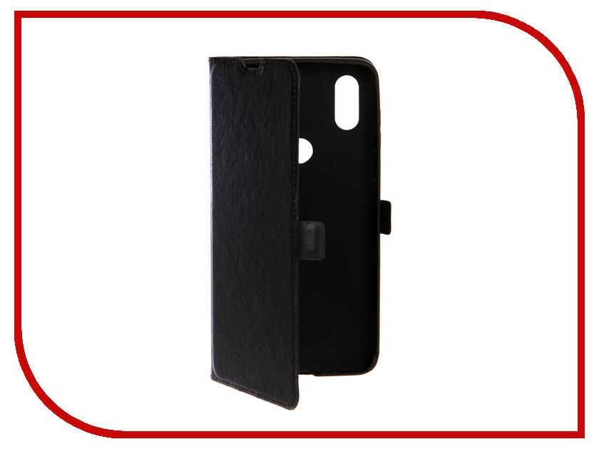 Аксессуар Чехол для Xiaomi Mi Mix 3 DF xiFlip-37 аксессуар чехол для xiaomi redmi 4x df xiflip 12