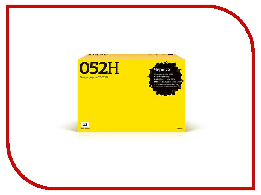 Картридж T2 TC-C052H для Canon i-SENSYS LBP212dw/214dw/215x/MF421dw/428x/426dw/429x Black картридж t2 tc c052 черный black 3100 стр для canon i sensys lbp212dw 214dw 215x mf421dw 426dw 428x 429x
