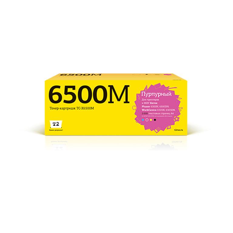 Картридж T2 TC-X6500M для Xerox Phaser 6500N/6500DN/WorkCentre 6505N/6505DN Magenta