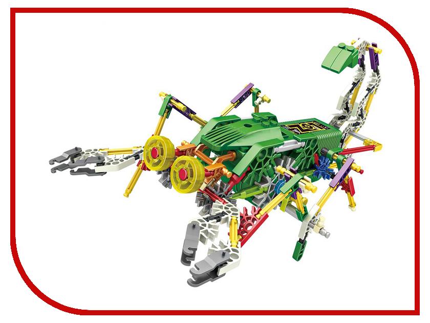Конструктор LoZ Robotic Scorpion Jungle 160 дет. LZ3019 конструктор итальянец марио loz