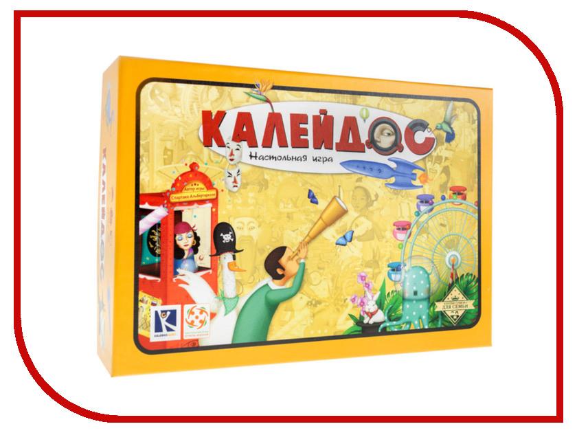 Настольная игра Стиль жизни Калейдос УТ100027392