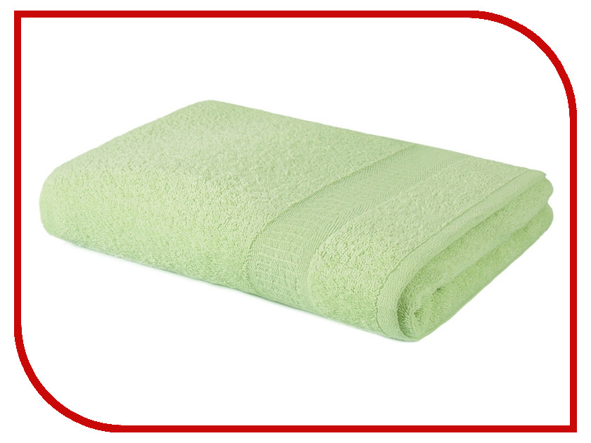 Полотенце Aquarelle Соната 70x140cm Light Green 709042 полотенце aquarelle стамбул 70x140cm white green 710398