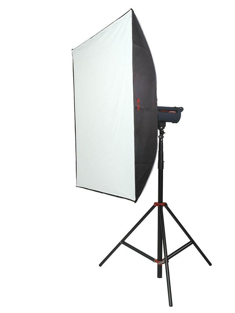 лучшая цена Софтбокс Falcon Eyes FEA-SB 120120 BW 120х120cm