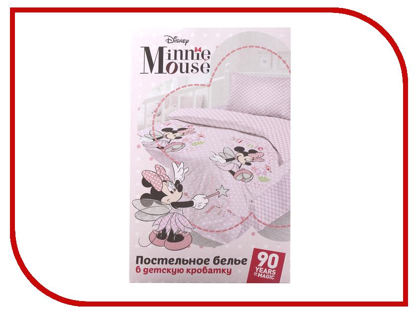 Постельное белье Disney Minnie Fairy Комплект Детский Ранфорс 731061 постельное белье disney bratzillaz witches blue page 7