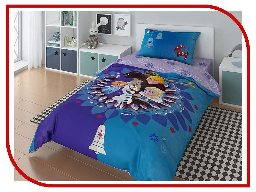 Постельное белье Disney Olaf Family Комплект 1.5 спальный Поплин 723652