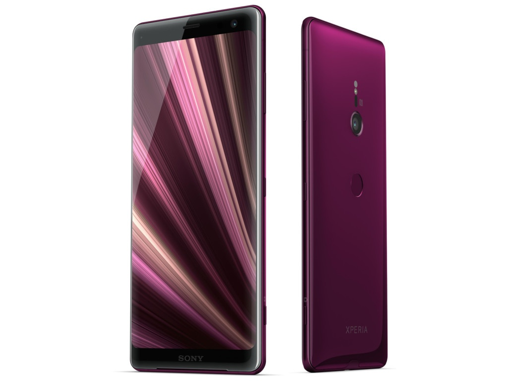 Сотовый телефон Sony Xperia XZ3 4/64GB Bordeaux Red