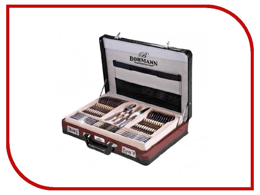Набор столовых приборов Bohmann BH-5946GD/72 набор bohmann bh 0516