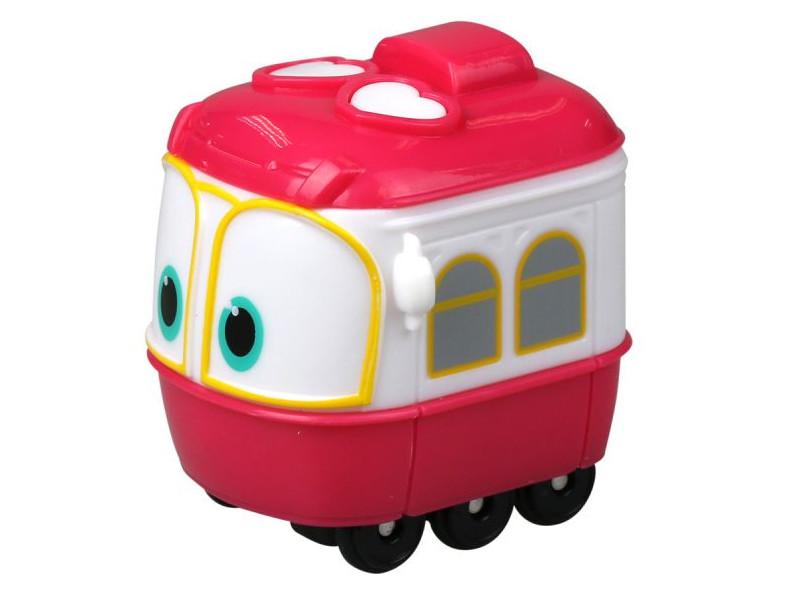 Игрушка SilverLit Паровозик Сэлли 80158 robot trains паровозик сэлли