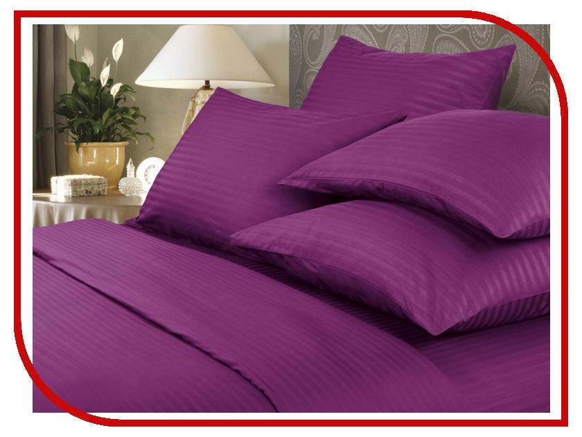 Постельное белье Verossa Stripe Комплект 2 спальный Violet Страйп 718989 цена