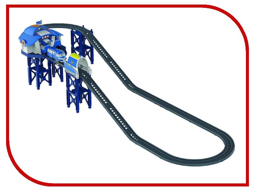 Игрушка SilverLit Станция Кея 80170 robot trains набор трансформеров станция кея