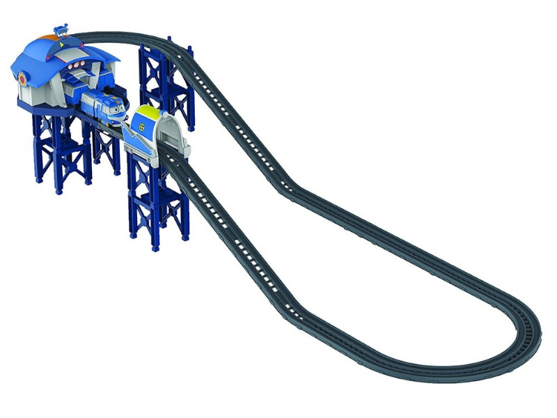 Игрушка SilverLit Станция Кея 80170