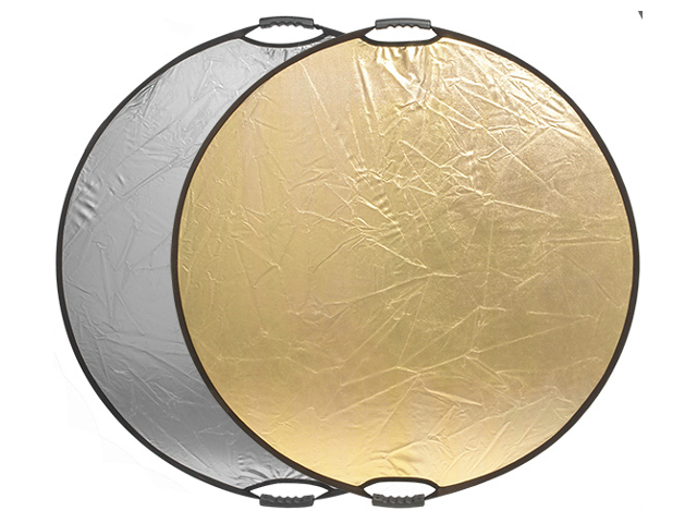 Светоотражатель Falcon Eyes 56cm Gold-Silver CFR-22GS HL