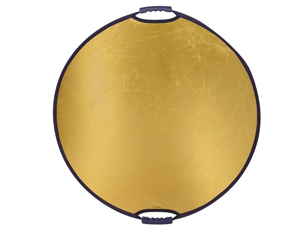 Светоотражатель Falcon Eyes 82cm Gold CFR-32G HL цена в Москве и Питере