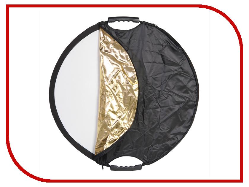 Светоотражатель Falcon Eyes 56cm 5-in-1 CRK-22 HL 3concept eyes professional 9 in 1 artificial wool cosmetic brush tool w storage bag black