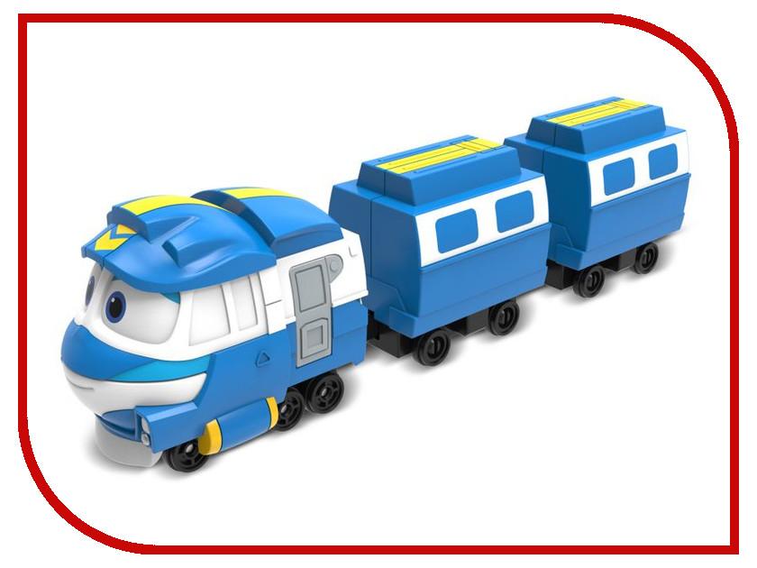 Игрушка SilverLit Паровозик Кей с двумя вагонами 80176