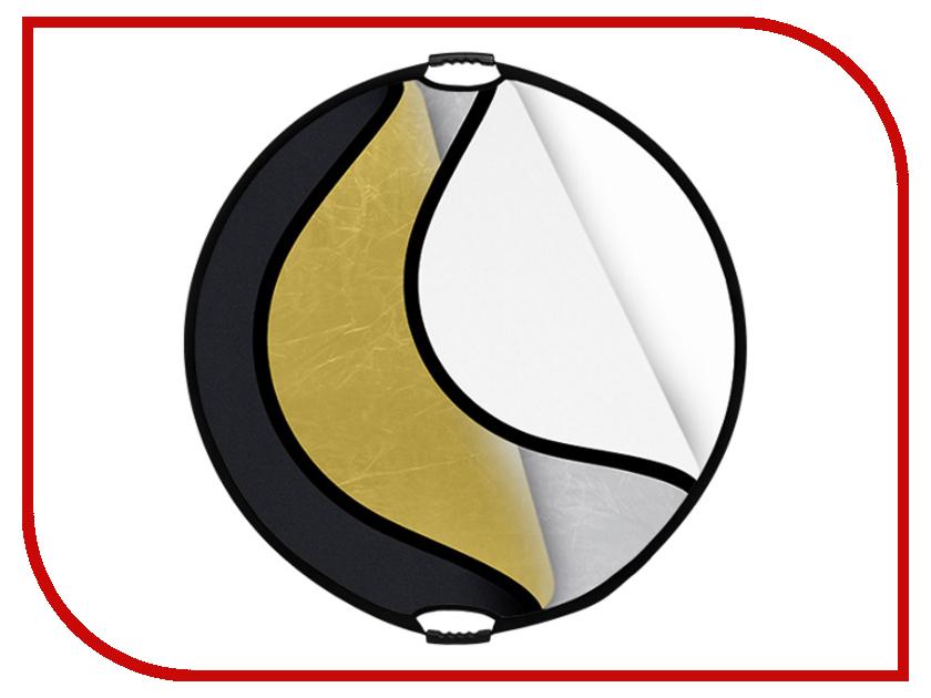 Светоотражатель Falcon Eyes 106cm 5-in-1 CRK-42 HL 3concept eyes professional 9 in 1 artificial wool cosmetic brush tool w storage bag black