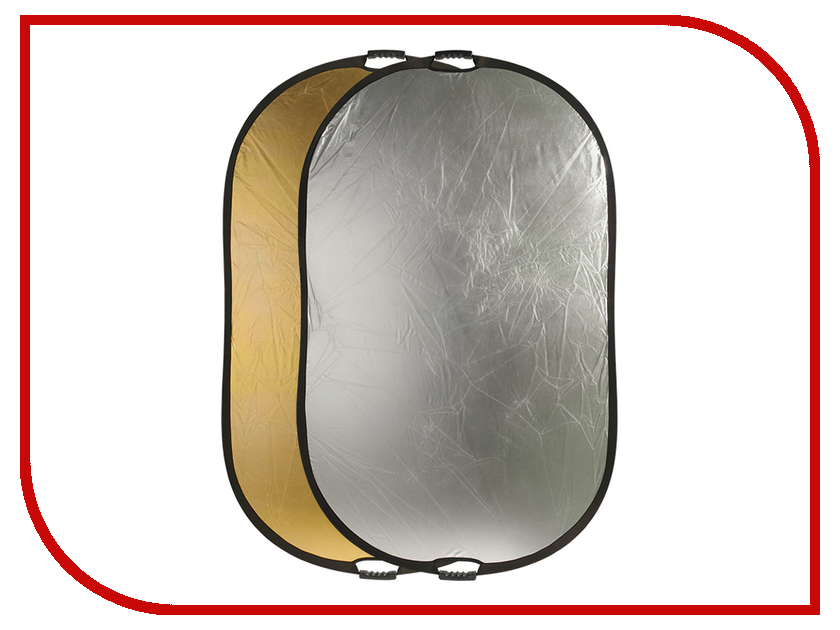 Светоотражатель Falcon Eyes 70x110cm Gold-Silver RFR-2844GS HL 102 168 rfr 4066s