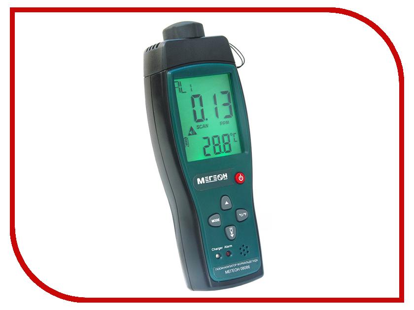 Газоанализатор Мегеон 08086 электронный динамометр мегеон 03020