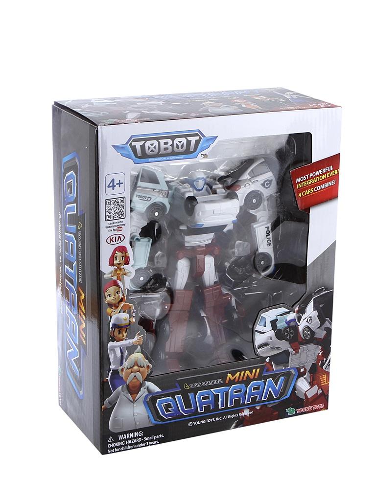 Робот Young Toys Tobot Мини Кватран 301057