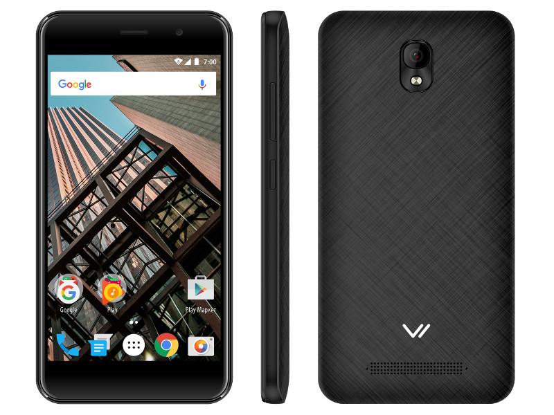 Сотовый телефон Vertex Impress Bear LTE Black смартфон vertex impress play lte black