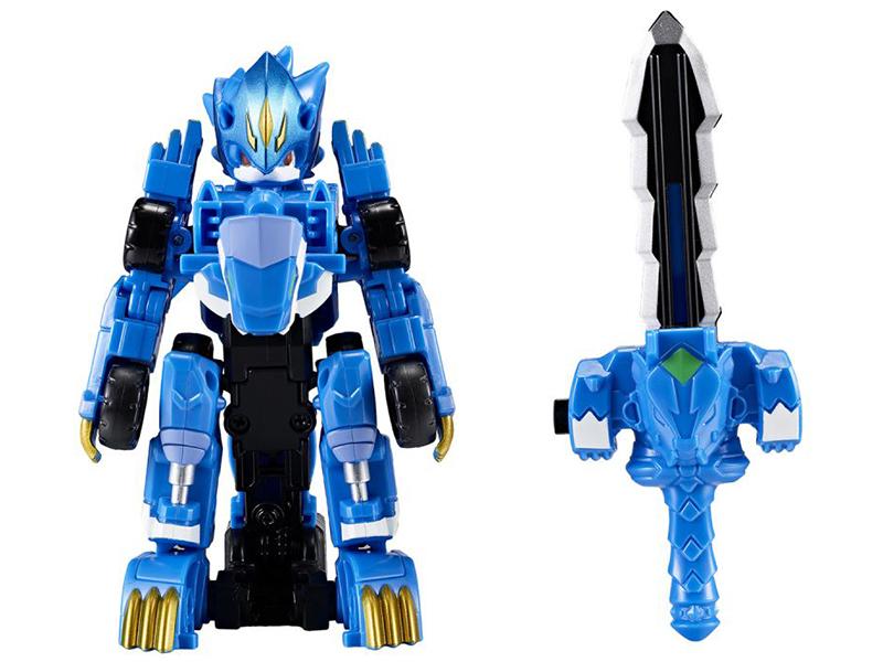 Робот Young Toys Monkart Битроид Лео 330003