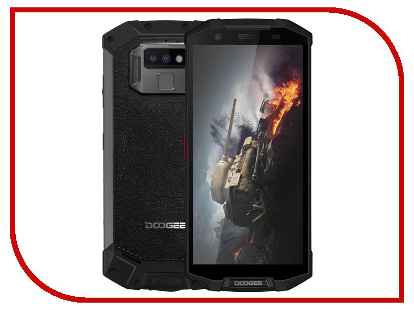 Сотовый телефон DOOGEE S70 Mineral Black сотовый телефон doogee s55 lite mineral black
