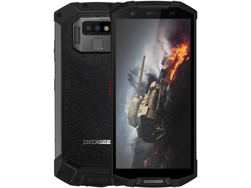 Сотовый телефон DOOGEE S70 Mineral Black смартфон doogee s70 lite black