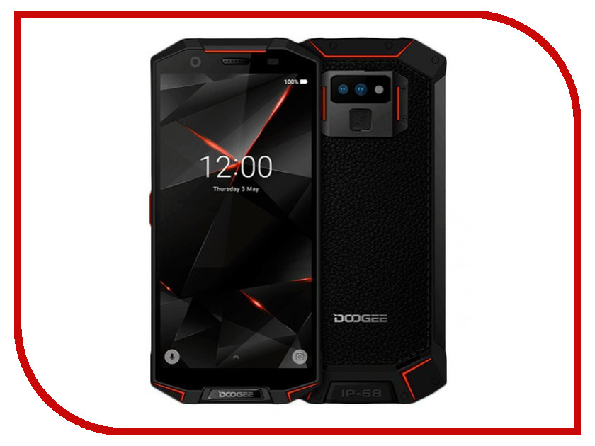 Сотовый телефон DOOGEE S70 Lite Imperial Red смартфон doogee s70 lite mineral black