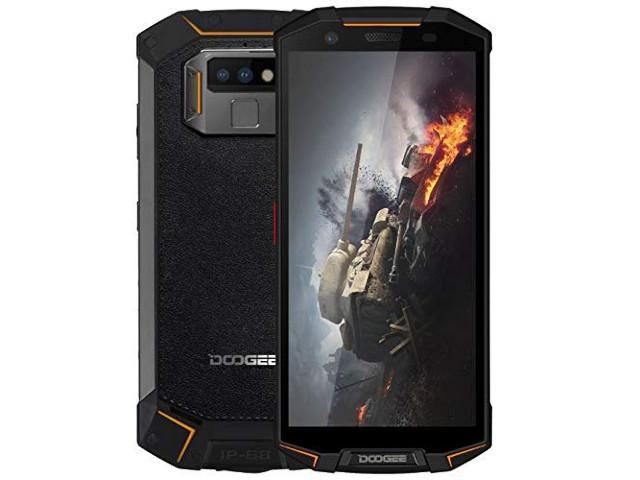 Сотовый телефон Doogee S70 Lite Fire Orange смартфон doogee s80 lite fire orange