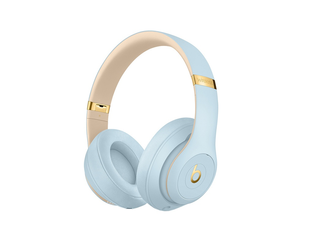 цена на Beats Studio3 Skyline Collection Wireless Crystal Blue MTU02EE/A