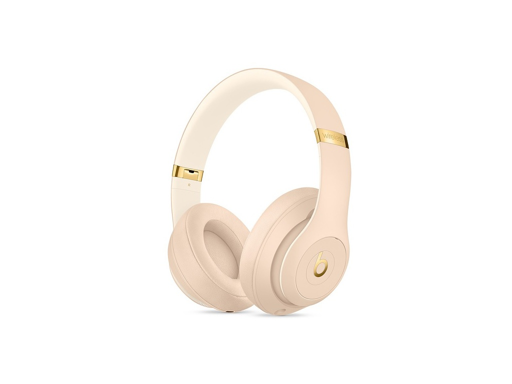 Beats Studio3 Skyline Collection Wireless Desert Sand MTQX2EE/A