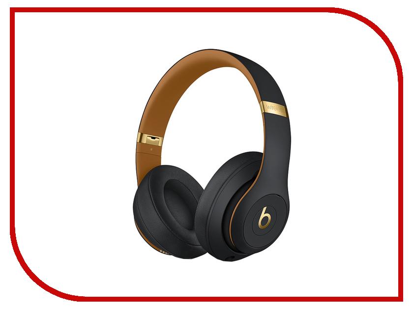 Beats Studio3 Skyline Collection Wireless Midnight Black MTQW2EE/A гарнитура мониторы beats studio3 skyline collection черный беспроводные bluetooth оголовье