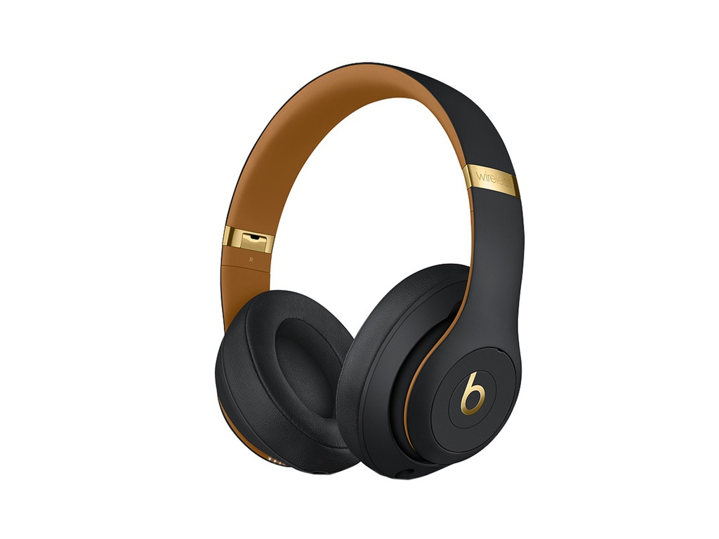 цена на Beats Studio3 Skyline Collection Wireless Midnight Black MTQW2EE/A