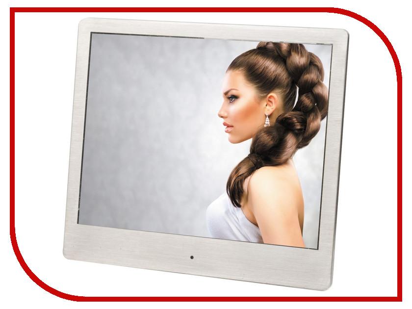 Цифровая фоторамка Ritmix RDF-880 White фоторамка alparaisa с32 012 white