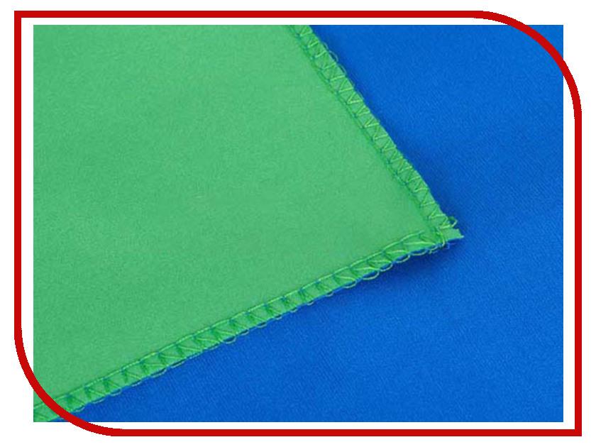Фон GreenBean Field 2.4х7m Blue - Green накамерный свет greenbean luxman 128 led