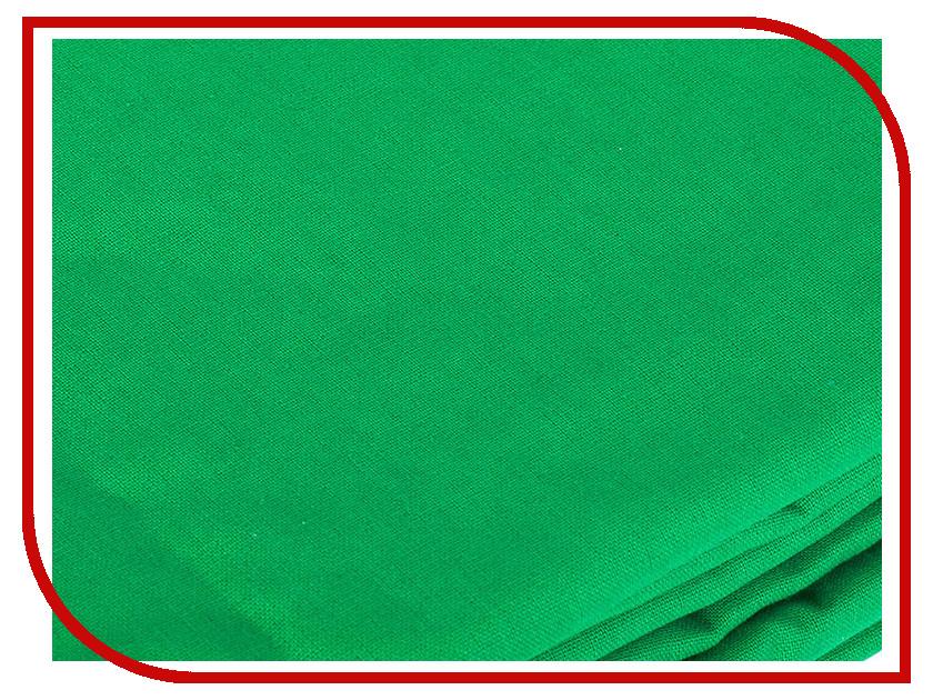 Фон GreenBean Field 3х7m Green накамерный свет greenbean luxman 128 led