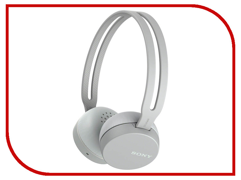 Sony WH-CH400 Grey