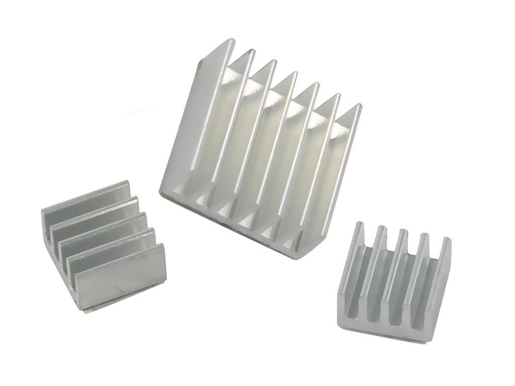Радиаторы для Raspberry Pi 3 / Pi 2 (3шт) morgan morgan m1137gmbr