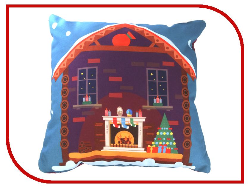 Новый Год Пряничный домик 40x40cm 705282 стенка для детской mebelson пряничный домик mkd 001