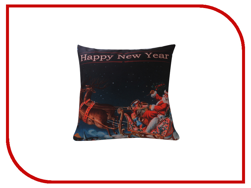 Новый Год Санта клаус 40x40cm 705270 новый год сюрприз 40x40cm 705293