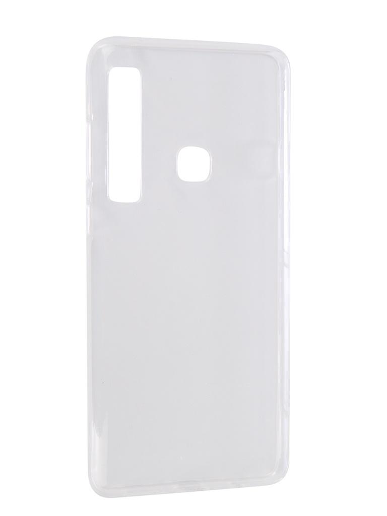 Аксессуар Чехол для Samsung Galaxy A9 2018 A920F Svekla Silicone Transparent SV-SGA920F-WH аксессуар чехол для samsung galaxy j7 j730 2017 gecko transparent glossy white s g sgj7 2017 wh