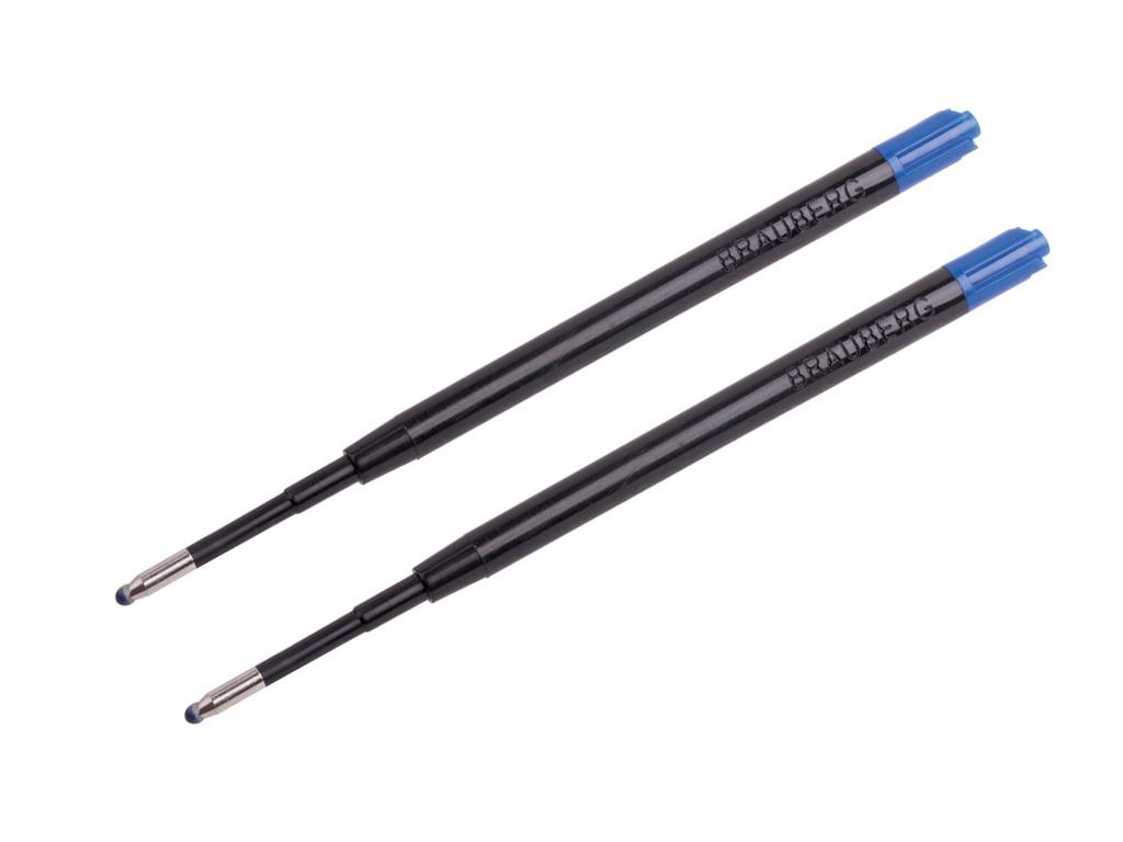 Стержни шариковые Brauberg 2шт Blue 170194