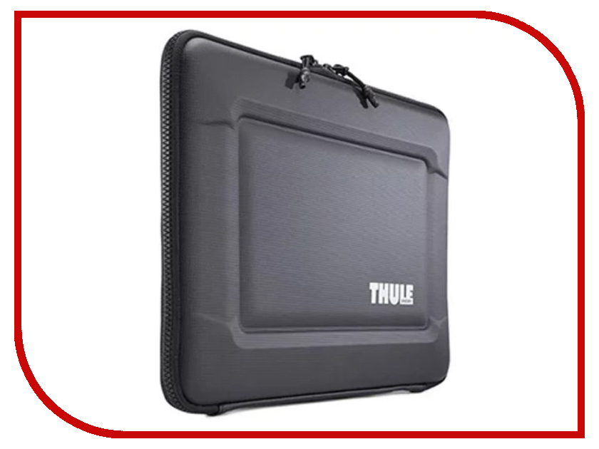 Аксессуар Сумка 15-inch Thule Gauntlet 3.0 для MacBook Pro Black TGSE-2254 аксессуар сумка 15 6 inch deluxe dlnb 604b n15 6 black