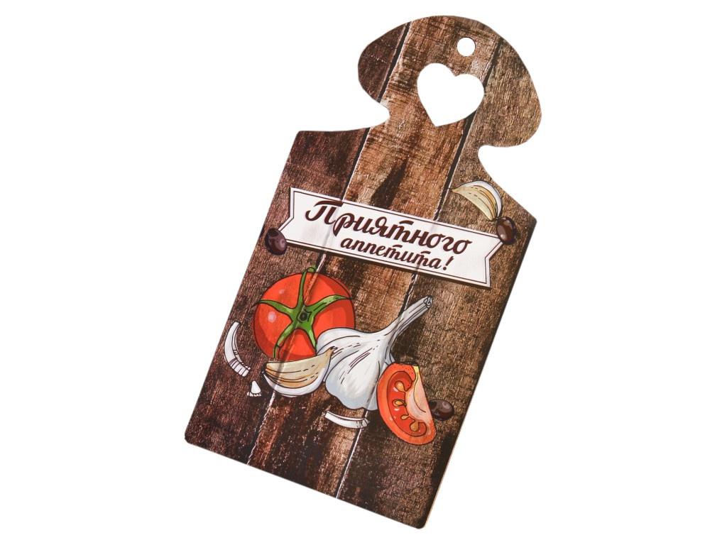 Доска трапеция СИМА-ЛЕНД Приятного аппетита Сувенирная 3120334