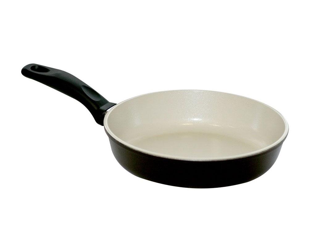 Сковорода Любава Эко 24cm Grey К24С