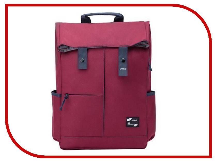Рюкзак Xiaomi Urevo Youqi Energy College Leisure Backpack Bordo urevo синий